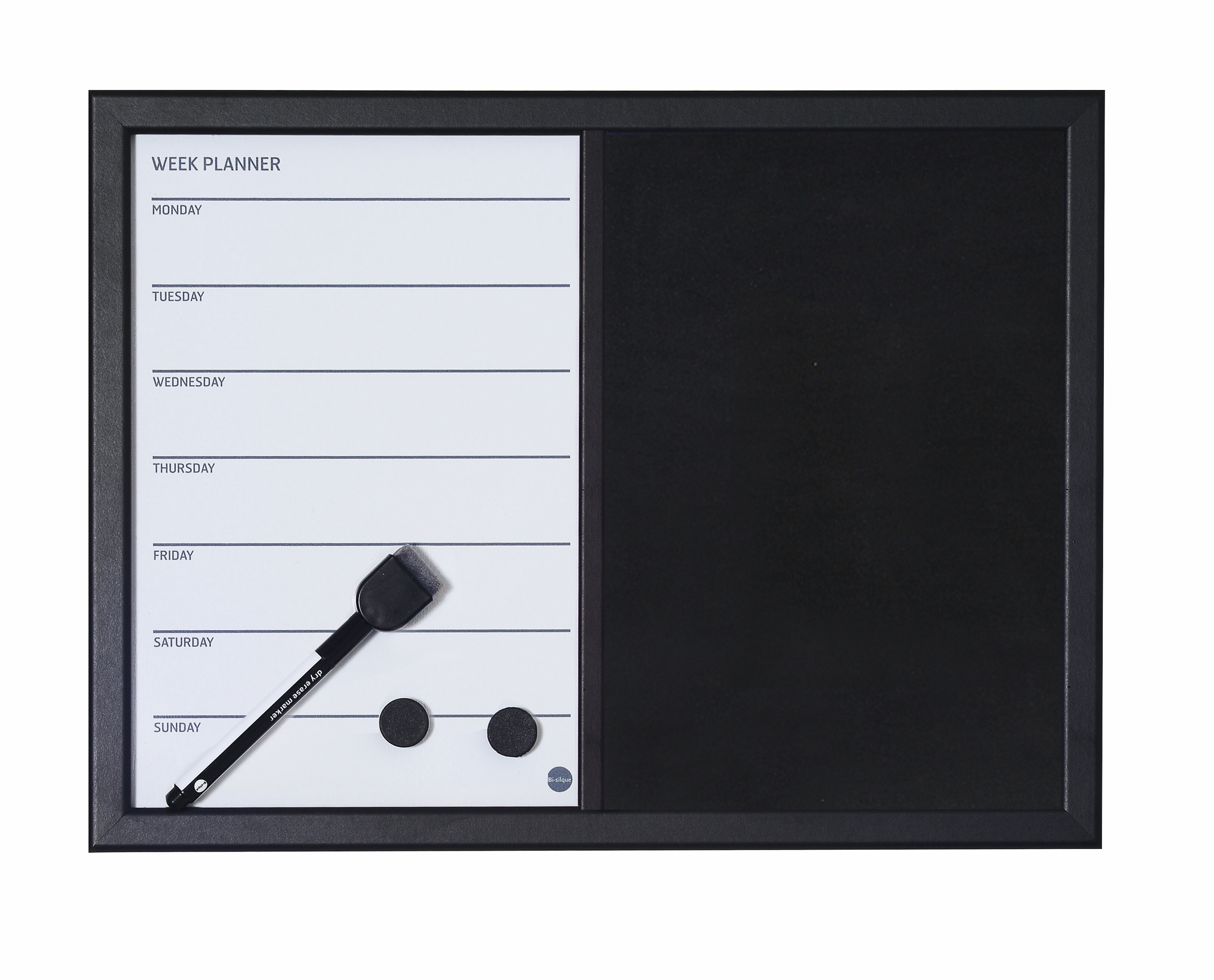 Mastervision Magnetic Wall Mounted Dry Erase Board Wayfair