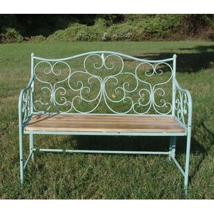 Dailey Garden Bench by August Grove