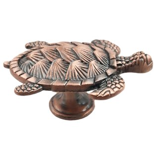 Turtle Novelty Knob by Shabby Restore
