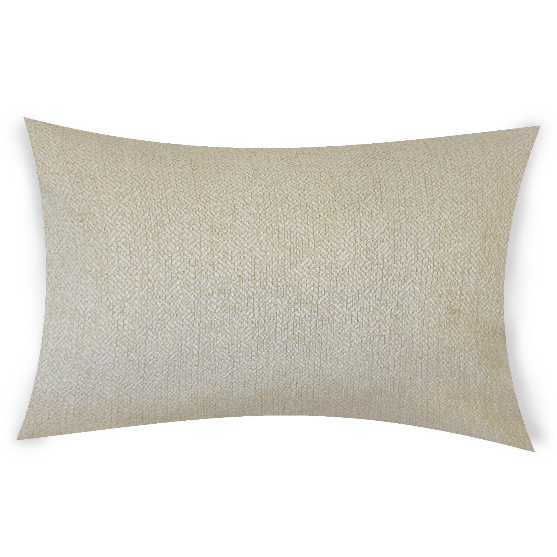 17 Stories Tanuja Woven Down Filled 100 Cotton Lumbar Pillow Wayfair