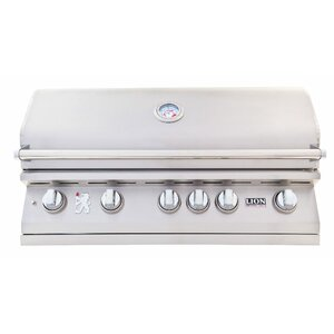 Superior Q Rock Built-In Gas Grill