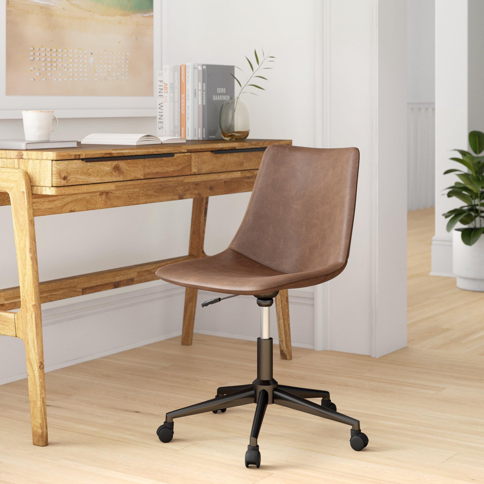 Black Desk Chairs You Ll Love In 2021 Wayfair