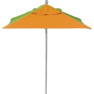 Portofino 6' Square Market Umbrella by Tropitone Great price