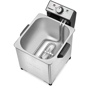 Compact 1 Liter Deep Fryer