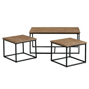 Standard Furniture Ridgewood 3 Piece Coffee Table Set