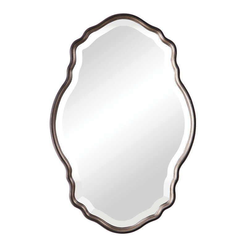 Christner Modern & Contemporary Beveled Accent Mirror