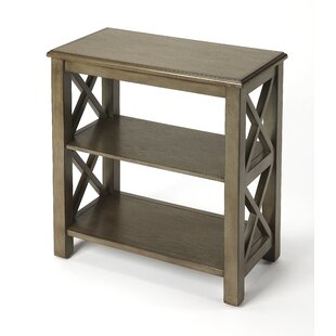 Tripp Etagere Bookcase by Highland Dunes 2019 Sale
