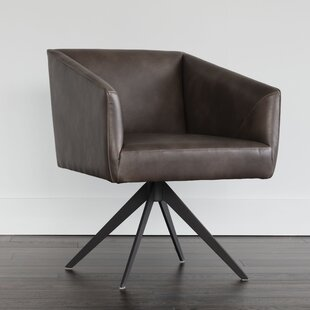 Sunpan Modern 5West Phoenix Swivel Armchair