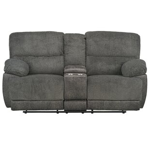 Lower Reclining Loveseat by Ebern Designs