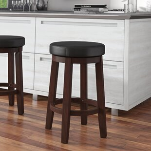 Andover Mills Colesberry  25 Swivel Bar Stool