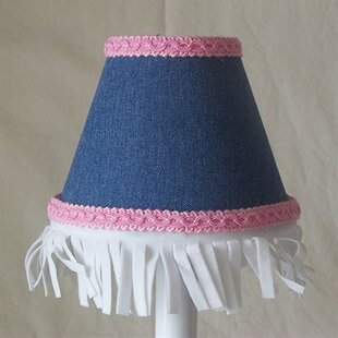 Ride'Em Cowgirl 11 Fabric Empire Lamp Shade