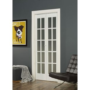 Pinecroft Wood Unfinished Bi Fold Interior Door