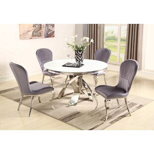 Malachi 5 Piece Dining Set
