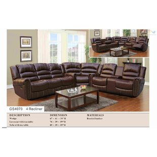 Find Borger 3 Piece Reclining Living Room Set by Red Barrel Studio Reviews (2019) & Buyer's Guide