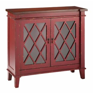 Grubbs 2 Door Accent Cabinet by Ophelia & Co.