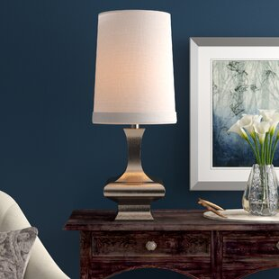 Hammered 44 Table Lamp