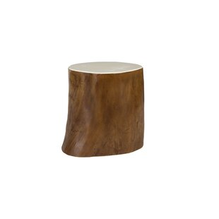 Chamcha End Table by Phillips Collection