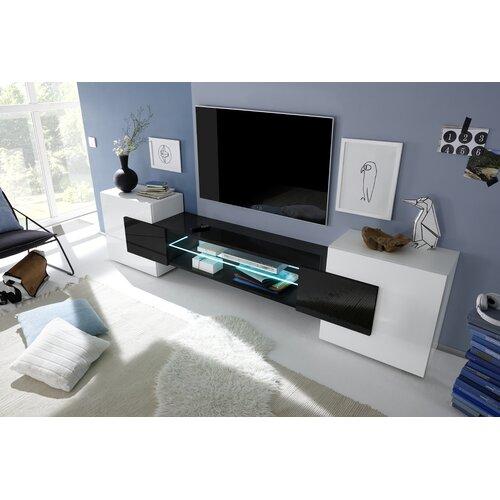 TV-Lowboard Starkey für TVs bis zu 65 Metro Lane | Wohnzimmer > TV-HiFi-Möbel | Metro Lane