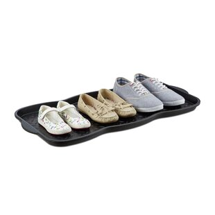 Shoe Drip Tray For 4 Pairs Of Shoes By Symple Stuff