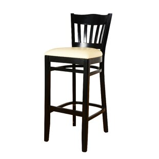 Fatuberlio 30'' Bar Stool Charlton Home
