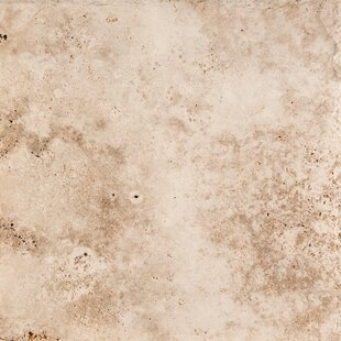 18 20 inch tile youll love wayfair travertine 18 x 18 filled and honed field tile in vanilla coffee ppazfo