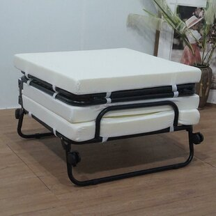 Aadith 12 Low Profile Folding Bed