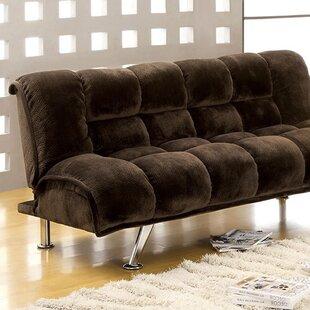 Galiano Futon Sofa by Ebern Designs