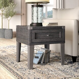 Hillcrest Rectangular End Table by Laurel Foundry Modern Farmhouse