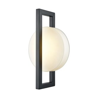 Tasha 1-Light Outdoor Flush mount by Orren Ellis