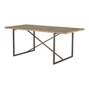 Rishaan Dining Table by Union Rustic Cool