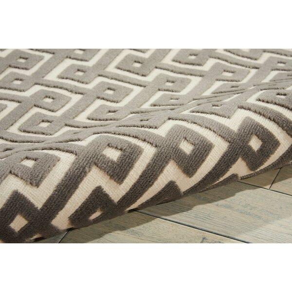 Willa Arlo Interiors Blondelle Geometric Black Area Rug Wayfair