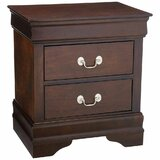 Southworth 2 Drawer Nightstand by Red Barrel Studio®