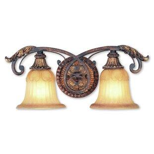 Scottdale 2-Light Vanity Light