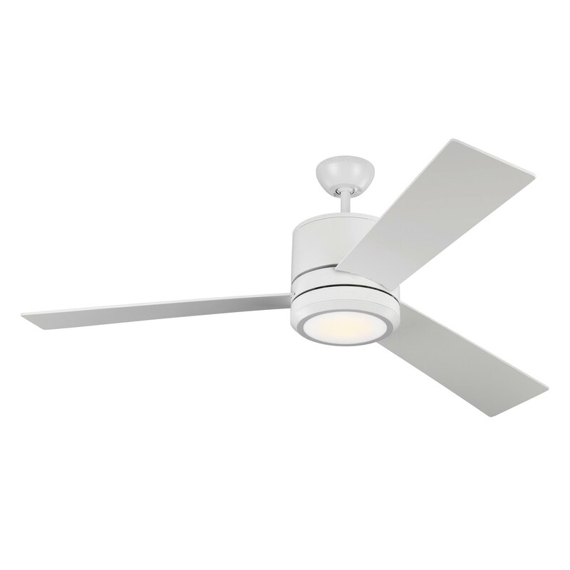 Brayden Studio 56 Quot Ossu 3 Blade Led Ceiling Fan Amp Reviews