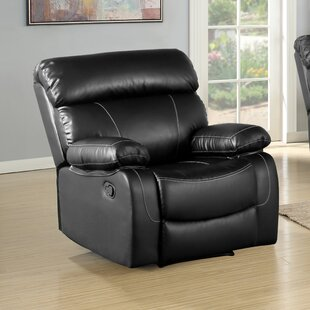 Michela Manual Recliner Red Barrel Studio