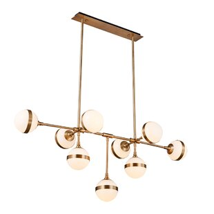 Corrigan Studio Dillan 9-Light Novelty Chandelier