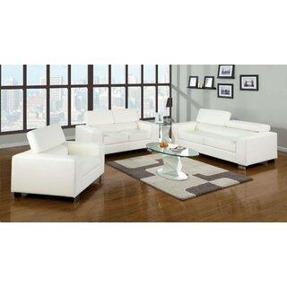 April Makri 2 Piece Living Room Set by Orren Ellis SKU:DB370317 Details