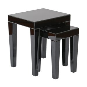 Nesting Tables clear nesting tables you'll love | wayfair