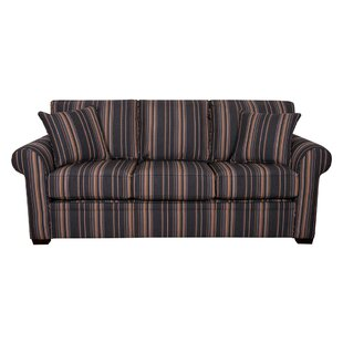 Affordable Price Striped Sleeper Sofa by Grafton Home Reviews (2019) & Buyer's Guide