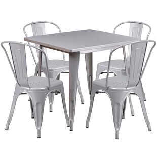 Save  sc 1 st  Wayfair & Retro Kitchen Table And Chairs | Wayfair