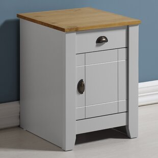 Bradmoor 1 Drawer Bedside Table