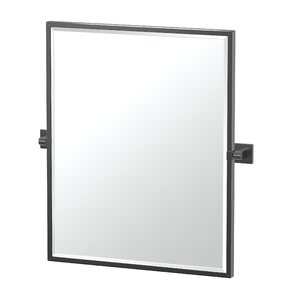 Elevate Framed Rectangle Bathroom Mirror