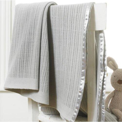 Kinderdecke Luis Harriet Bee Farbe: Grau| Größe: 75 x 100 cm | Kinderzimmer > Textilien für Kinder > Kinderbettwäsche | Harriet Bee