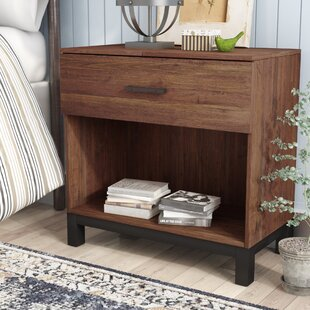 Best Choices Jaiden 1 Drawer Nightstand By Laurel Foundry Modern Farmhouse