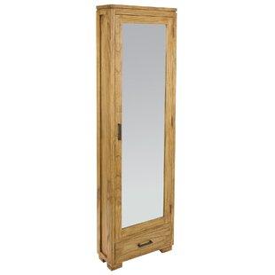 Issa Mirror Shoe Storage Cabinet