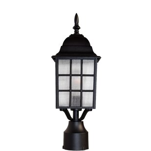 Reviews Ivery Outdoor 1-Light Lantern Head By Astoria Grand