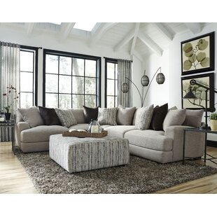 Woodberry Left Hand Facing Sectional by Gracie Oaks
