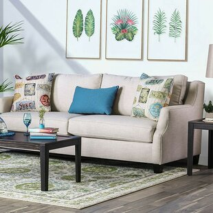 Clements Sofa by Rosecliff Heights