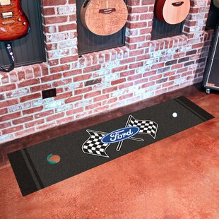 Ford - Ford Flags Putting Green Mat By FANMATS