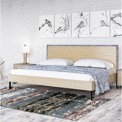 Lipscomb Platform Bed Brayden Studio